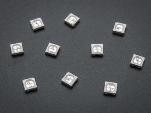 LED RGB NeoPixel cu Driver Incorporat - Pachet de 102