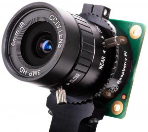 Obiectiv 6mm camera Raspberry Pi HQ0
