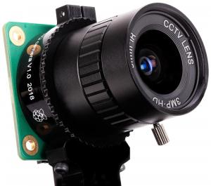 Obiectiv 6mm camera Raspberry Pi HQ1
