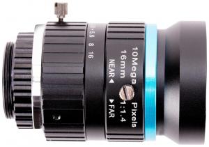 Obiectiv Telephoto 16mm pentru camera Raspberry Pi HQ2
