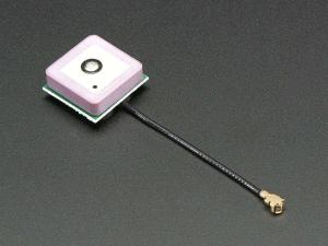 Antena GPS Pasiva uFL - 1 dBi0