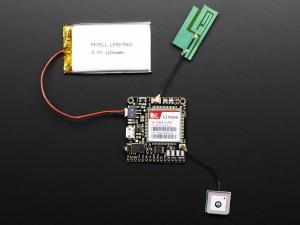 Antena GPS Pasiva uFL - 1 dBi1