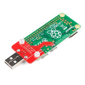 Pi Zero USB Stem0