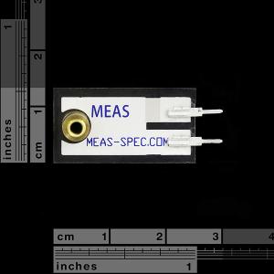 Piezo Vibration Sensor - Large with Mass [2]