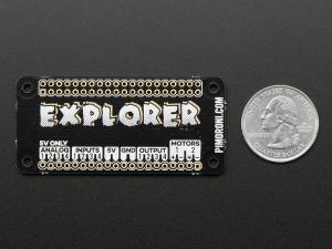 Pimoroni Explorer pentru Raspberry Pi/Zero4