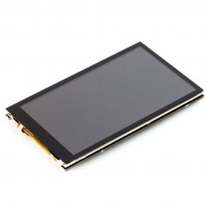 Pimoroni HyperPixel 4.0 afisaj TFT touch, 4 inch, pentru Raspberry Pi2
