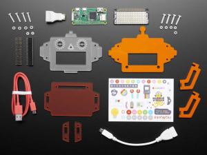 Pimoroni Scroll Bot - Kit pentru proiect Pi Zero W [1]