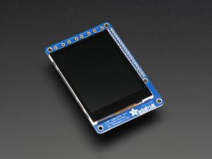 """PiTFT Plus Mini Kit 320x240 2.8"""" TFT + Touchscreen capacitiv [5]"""