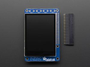 """PiTFT Plus Mini Kit 320x240 2.8"""" TFT + Touchscreen capacitiv [7]"""