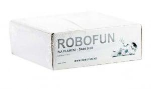 RETRAS - Filament Premium Robofun PLA 1KG  3 mm - Albastru inchis8