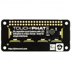 Placa add-on Touch pHAT [3]