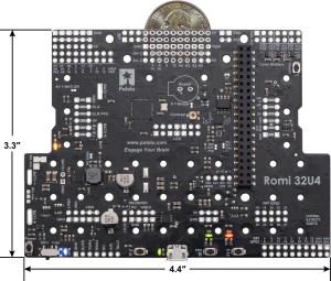 Placa de control Romi 32U41