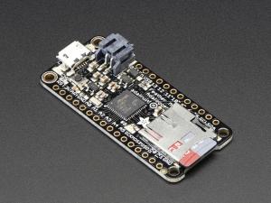 Placa dezvoltare Adafruit Feather M0 Adalogger [0]
