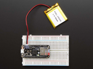 Placa dezvoltare Adafruit Feather M0 Adalogger7