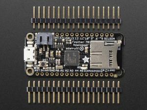 Placa dezvoltare Adafruit Feather M0 Adalogger [8]