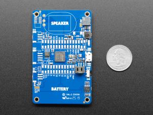 Placa dezvoltare Adafruit PyBadge LC3
