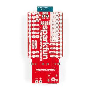 Placa de dezvoltare SparkFun Pro nRF52840 Mini cu Bluetooth2
