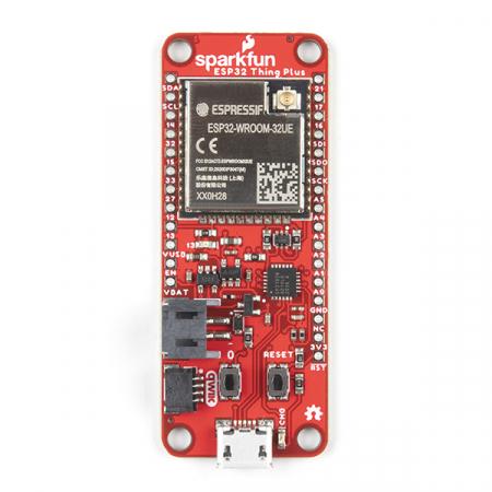 Placa dezvoltare SparkFun Thing Plus ESP32 WROOM (U.FL) [3]