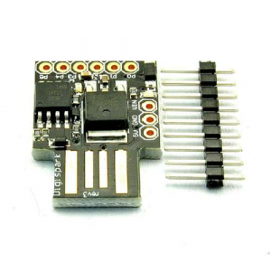 Placa dezvoltare cu USB si ATtiny851