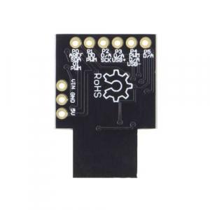 Placa dezvoltare cu USB si ATtiny852