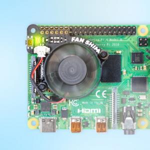 Ventilator controlabil Pimoroni Fan SHIM pentru Raspberry Pi 40