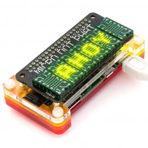 Placa Micro Dot pHAT Verde - Kit complet [0]