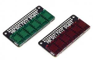 Placa Micro Dot pHAT Verde - Kit complet [4]