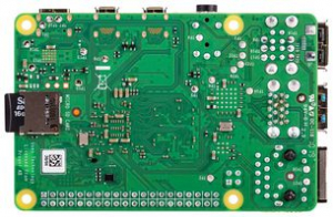 Placa Raspberry Pi 4 Model B - 8GB1