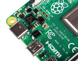 Placa Raspberry Pi 4 Model B - 8GB8