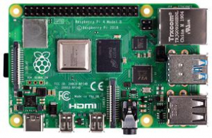 Placa Raspberry Pi 4 Model B - 8GB2