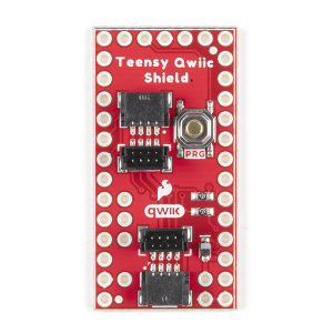 Placa SparkFun Qwiic Shield pentru Teensy5