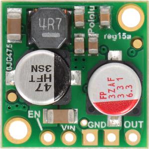 RETRAS - Regulator de tensiune Step-Down 3.3V, 2.5A  D24V25F31