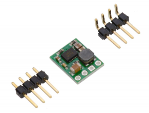 Regulator Step-Down 3.3V, 500mA  D24V5F31