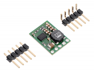 Regulator de tensiune Step-Down  5V, 1A  D24V10F52