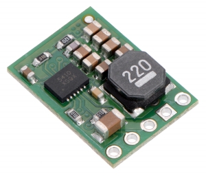 Regulator de tensiune Step-Down  5V, 1A  D24V10F50