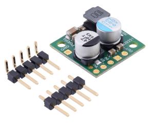 Regulator 5V, 2.5A Step-Down D24V22F52