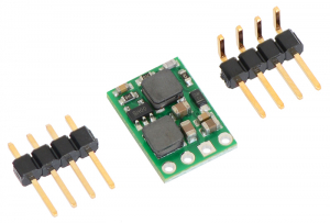 Regulator 5V Step-Up/Step-Down S10V4F51