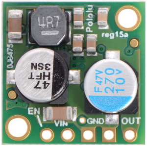 Regulator de tensiune Step-Down 6V, 2.5A D24V25F61