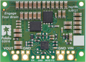 Regulator Step-Down 7.5V, 15A D24V150F72