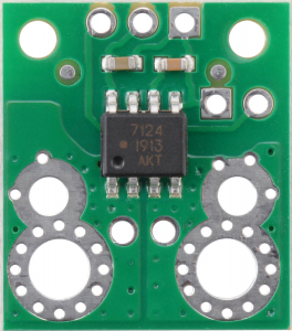 Pololu ACHS-7124 -40A/+40A breakout senzor curent4