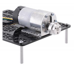 Conector roata (trotinete,role) cu ax 6mm [2]