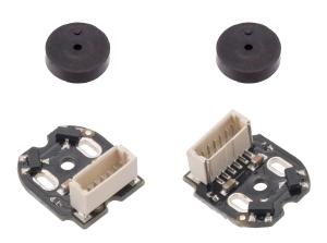Pololu codificatori cuadratura, conector superior, 12CPR, 2.7 - 18V [0]