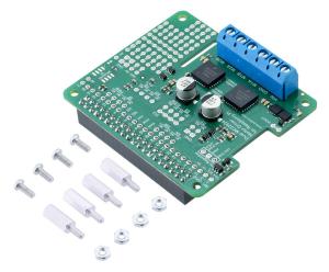 MC33926 Dual Motor Driver pentru Raspberry Pi0