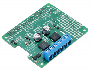 MC33926 Dual Motor Driver pentru Raspberry Pi [1]