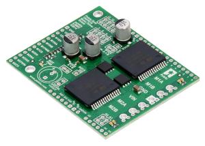 Driver motor dual VNH5019 Shield Arduino0