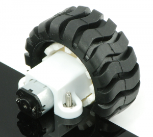 Pololu motor electric micro metal 15:1 HPCB 6V4