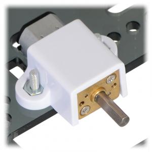 Pololu motor electric micro metal 50:1 HPCB 6V cu ax extins [4]
