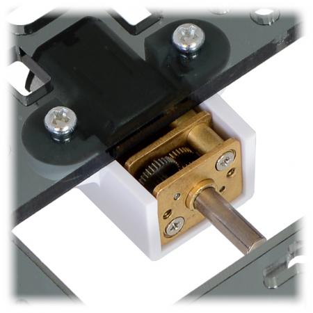 Pololu motor electric micro metal 50:1 HPCB 12V2