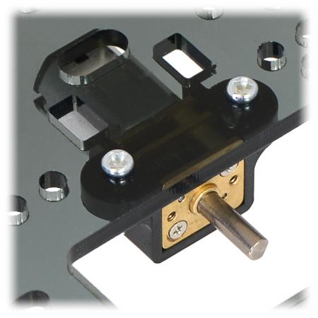 Pololu motor electric micro metal 75:1 HPCB 12V2