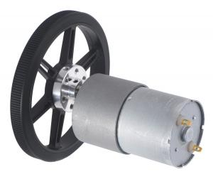 Roti Pololu  pentru axuri de 3mm si 4mm , 80 mm - Alb12